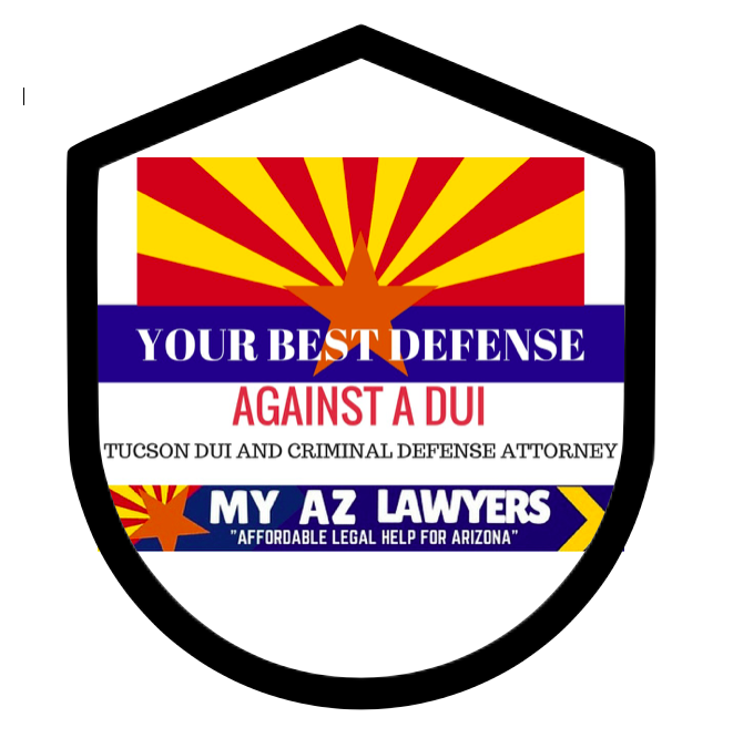 shield depicting My AZ Lawyers logo