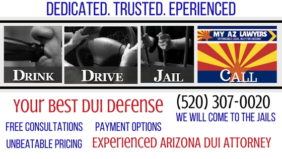 DUI Defense in Tucson